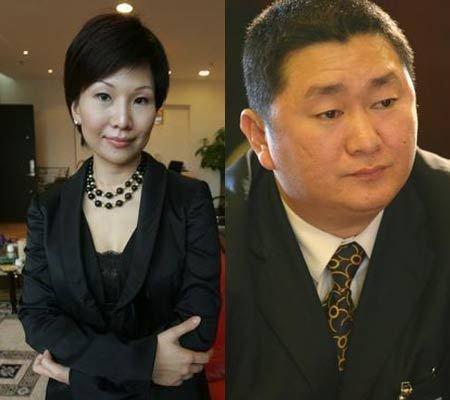 2008华人慈善 南方 盛典候选人 翟美卿