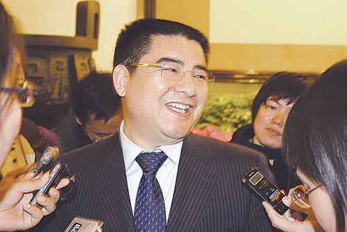 中国公益榜样爱心大使--陈光标