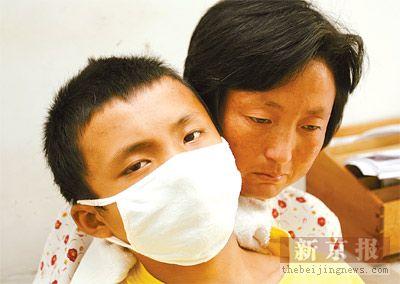 再障男孩左延找到救命干细胞巨额手术费成难题
