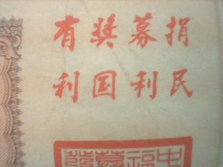 中国社会福利有奖募捐委员会成立