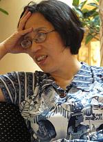 评委:杨团