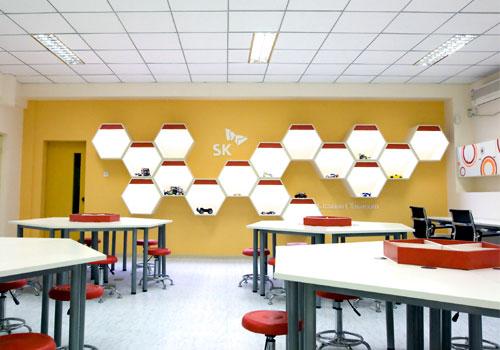 sk-光华创新教室揭牌仪式在京举行(组图)(2)图片